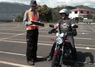 Thumbnail for the post titled: A Beginner's Guide To Riding A Motorcycle